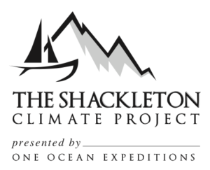 Shackleton Climate Project